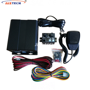 100w Vehicle Used Police Siren Amplifier