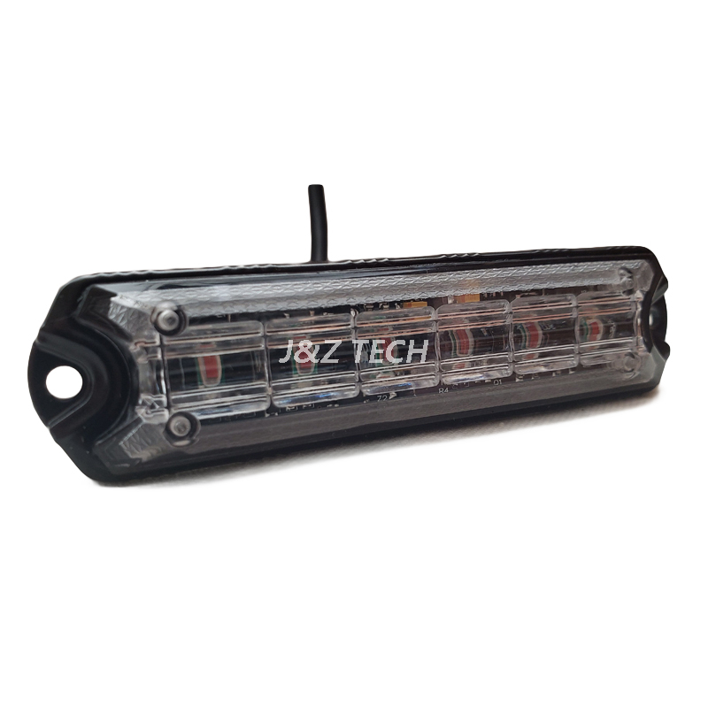 LINEAR6 LED Vehicle Surface Warning Flash Police Strobe Light