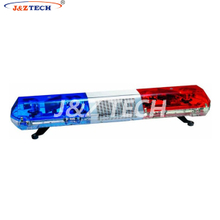 Strobe car led light bar with siren and speaker