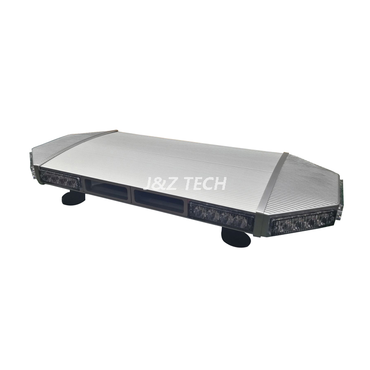 Led Mini Lightbar with 100W Speaker And 100w Electronic Siren