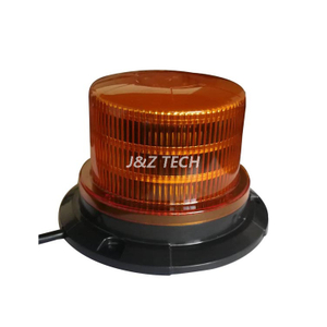 2019 Magnetic Mount Car Strobe Led Warning Amber Beacon Lights