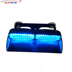12V LINEAR Flashing Police Led Windshield Dash Light for Vehicle