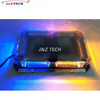 Dual Color Waterproof Led Warning Strobe Blue Red Police Lightbar with Cigarette Plug