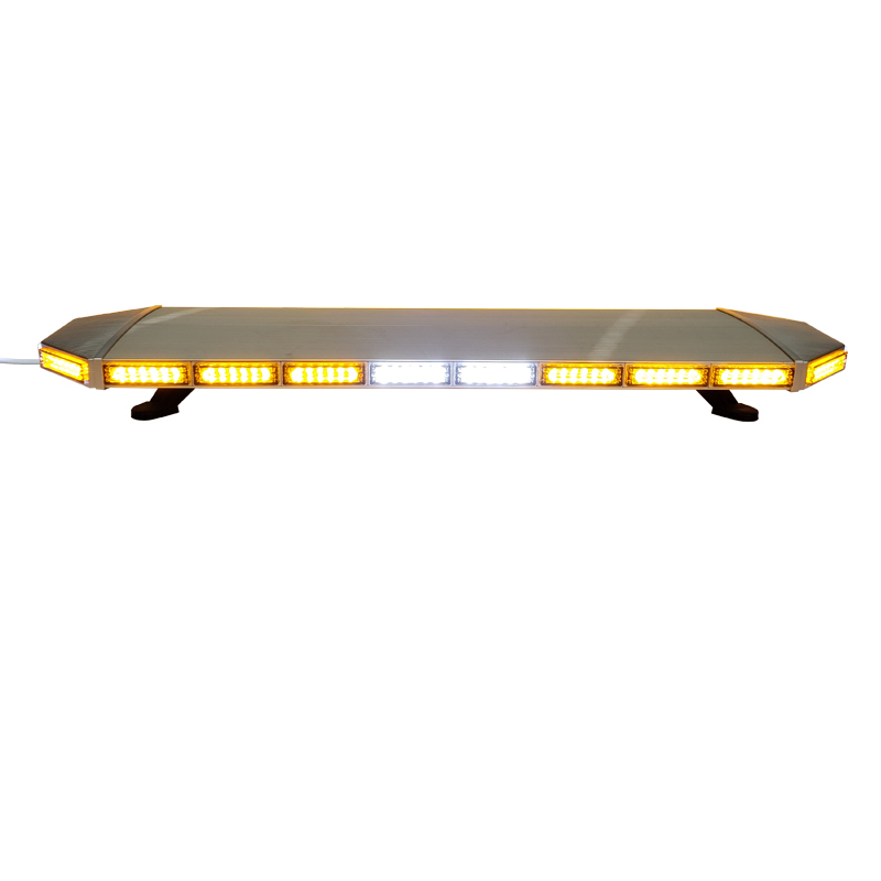 Linear 6 Aluminum Housing Car Roof Emergency Vehicle LED Warning Lights Bar