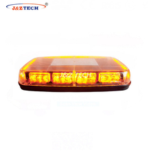 Super bright 3Watt led mini warning lightbar