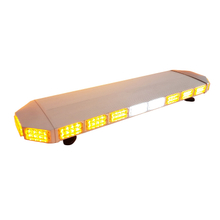 Ambulance car aluminum housing led light bar