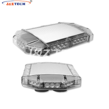 Emergency vehicle Amber light bar Mini Warning lightbar supplier