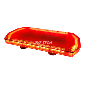 PC Lens with Different Led Color Match with Magentic Feet Mini Lightbar